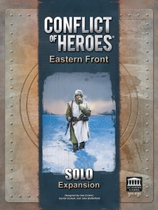 Conflict of Heroes: Eastern Front - Solo Expansion  (English version)(boxless)