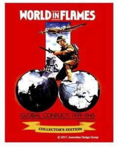 World in Flames Collector's Edition Classic game