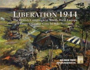 Panzer Grenadier - Liberation 1944 2nd edition