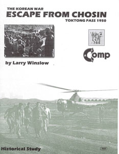 Escape from Chosin: Toktong Pass 1950 ASL