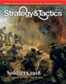 Strategy & Tactics 280:Soldiers: Decision in the Trenches, 1918