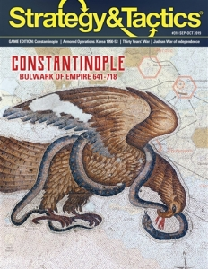 Strategy & Tactics 318: Constantinople