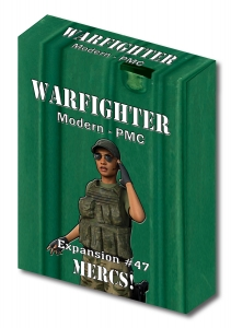 Warfighter Modern PMC - Expansion 47 Mercs!