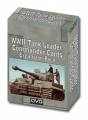 WWII Tank Leader Commander Cards Expansion
