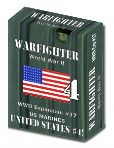 Warfighter WWII Exp 17 US Marines 4