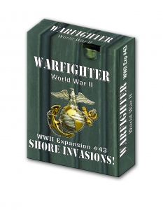 Warfighter WWII Exp 43 Shore Invasion
