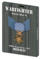 Warfighter WWII Exp 44 Medals