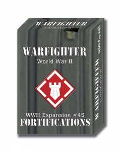 Warfighter WWII Exp 45 Fortification