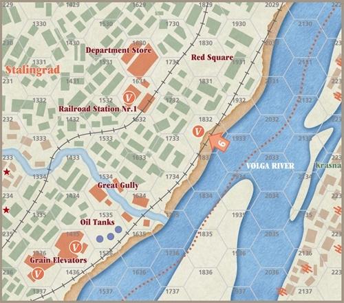 HEXASIM-Battle for Stalingrad