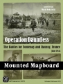 Operation Dauntless/Red Winter Mounted Mapboard