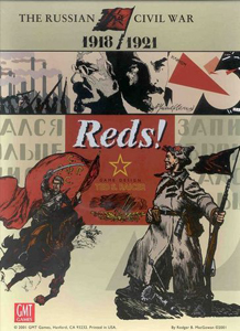 Reds ! The Russian Civil War 1918-1921