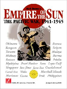 Empire of the Sun Mounted Map