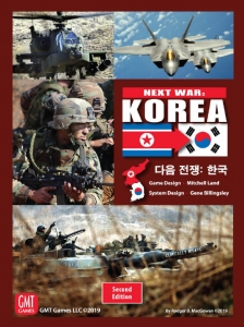 Next War: Korea, 2nd Edition