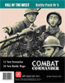 Combat Commander Fall of the West