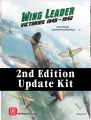 Wing Leader: Victories 1940-1942, 2nd Ed. Update Kit