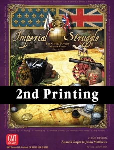Imperial Struggle, 2nd Printing