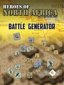 Heroes of North Africa battle generator