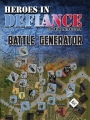 Heroes in Defiance battle generator