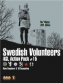 ASL Action Pack #15: Swedish Volunteers